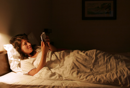 Do you fall asleep when you are reading? (2/2)