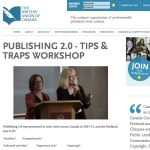 Everything you ever wanted to know about publishing but were afraid to ask, in case