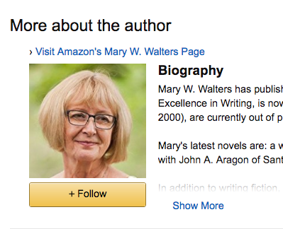 Amazon Author Pages Build Your Presence In The Usa The Uk Germany